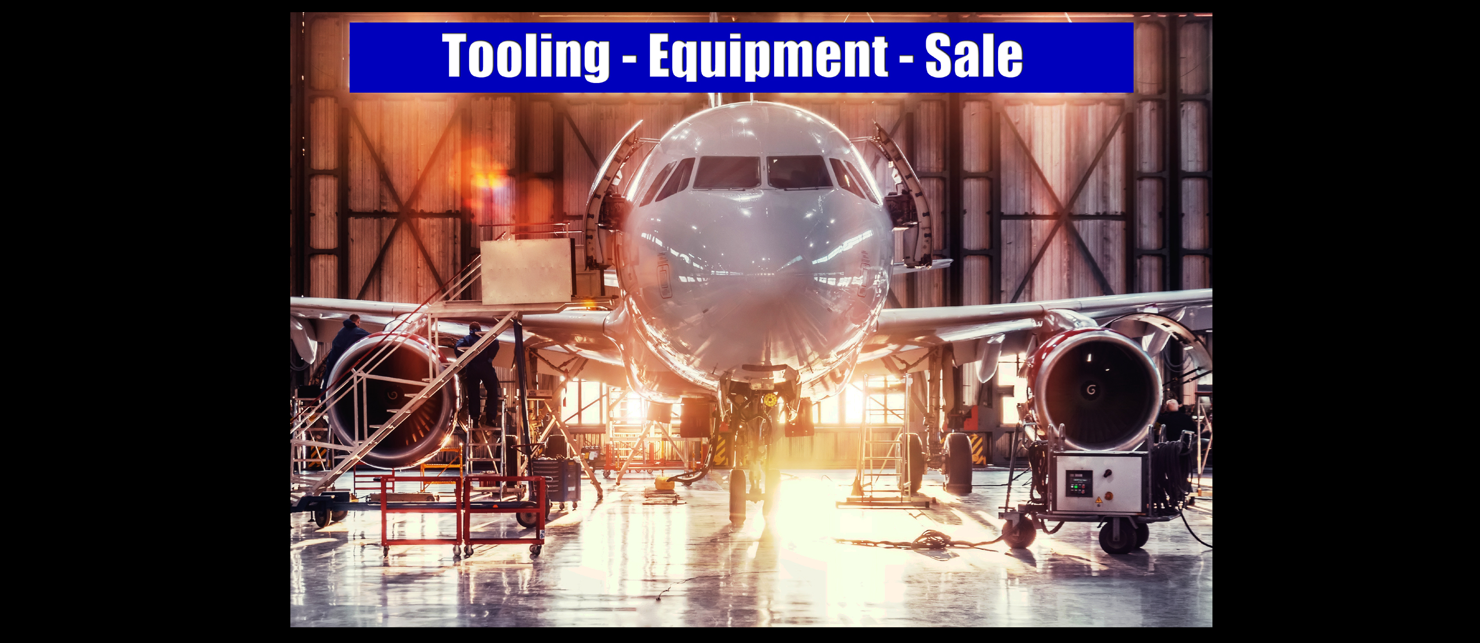 Tooling Equipment Sale